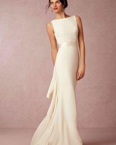 Claire Pettibone #Romantique 'Gardenia' wedding dress | Bohemian ...