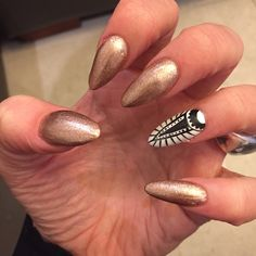 To have acrylic extensions or not.... In my first week they were a little difficult to get a custom too,but hey look so beautiful #the super rad nail sisters #nailextensions
