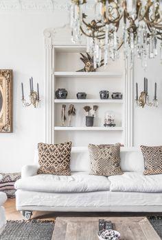 PHOTOGRAPHY | HOME DETAILS OF EFTY KVIST'S HOME IN HELSINBORG, SWEDEN
