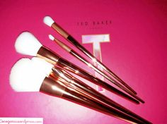 Primark Brushes Dupe Real Technique Brushes, rose copper design, you can slay all day! Find out where to get them for less than