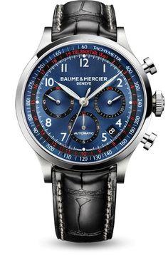 Montre chronographe automatique Capeland 10065 - Baume et Mercier
