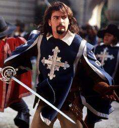 Charlie Sheen in 3 Musketeers