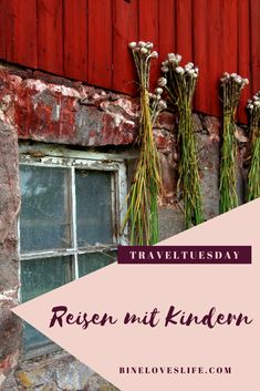 Urlaub mit Kindern - Reisen mit Kindern Glass Vase, Blog, Inspiration, Decor, Traveling With Children, Traveling With Baby, Decoration, Biblical Inspiration, Decorating