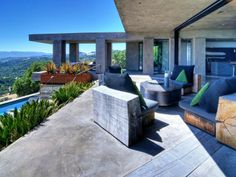 Lovall Valley home with gorgeous views and outdoor living space