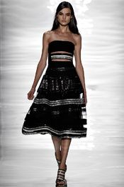 Reem Acra - New York Fashion Week Spring 2015
