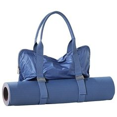 Stella McCartney for Adidas' Gym Bag with Yoga Mat Holder / 24 Genius Clothing Items Every Girl Needs (via BuzzFeed)