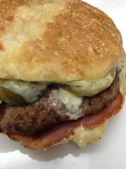 Eating Dinner With My Family: Miami Burger