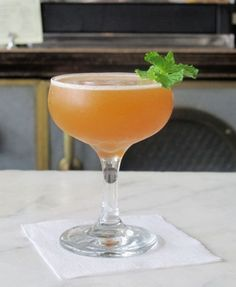 Though traditionally drank straight, mezcal's intense smokiness and slight savory edge make it especially compelling in cocktails.
