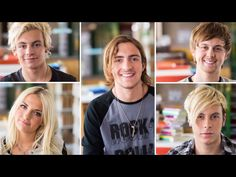 This is a cute collage of R5 :)