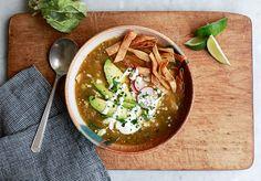 Easy Weeknight Dinner: Chicken Tortilla Soup