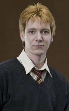 You-Know-Who was killed in Harry fourth year. Hermione and Ron break up, Harry is dating Ginny Weasley. Hermione and Fred started to love each other, but the o. Harry Potter Imagines, Mundo Harry Potter, Harry James Potter, Harry Potter Facts, Harry Potter World, Fred And Hermione, Phelps Twins, Oliver Phelps, Weasley Twins