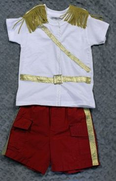 DIY Prince Charming Outfit