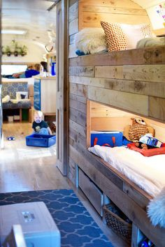 Kids Corner - 15 Airstreams From Pinterest We Want To Take On A Road Trip - Lonny