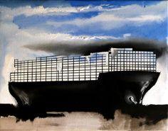 Thunderstruck (Wilhelm Sasnal (Polish, b. 1972), China Cargo,...)