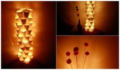 HOLD DEG FAST før du se så mye kreativt du kan lage av pappkopper!