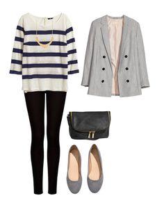 young women's working casual wear