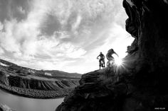 Loving this woman's photography -- she's amazing!  photo of the day from bike mag.