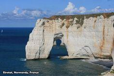 Etretat, Normandy - França
