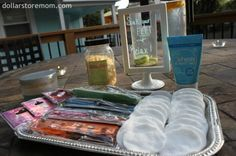 Host an At Home Spa Party | Dollar Store Mom Frugal Fun – Crafts for Kids