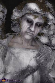 Cemetery Statue - Halloween Costume Contest via @costumeworks