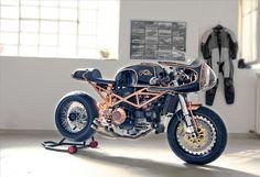 Marco's Ducati Monster 2