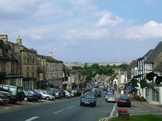 Burford now. Cotswolds