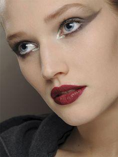 Inspiring Christmas Face Make Up Ideas Looks 2013 2014 10 Inspiring Christmas Face Make Up Ideas & Looks 2013/ 2014