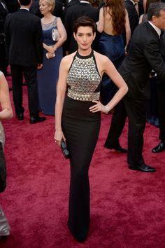 Oscars 2014: Anne Hathaway