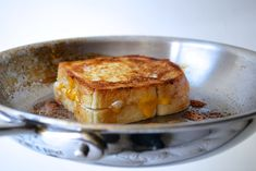 The Best Grilled Cheese (secret ingredient: sweet pickle relish!)