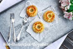 Kuchenzeit! Mini-Rhabarber-Gugelhupf│ Rezept von das Zauberkarussell
