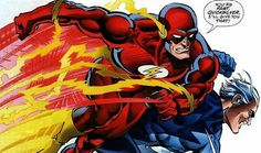 Flash vs. Quicksilver