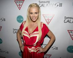 Spotted! Jenny McCarthy, Coco Rocha at Samsung Galaxy S III lunch