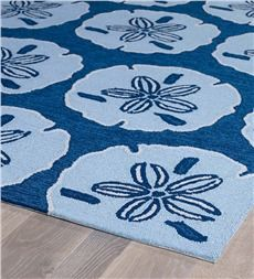 "8'6"" x 11'6"" South Port Indoor/Outdoor Rug"