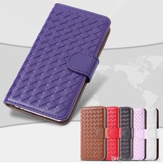 For Samsung Galaxy S6/S6 Edge IPhone 5S/6/6plus Cases Wallet Hand-woven PU Leather Pouch Case Cover With Card Slot Phone Bag from Mayiandjay,$2.94 | DHgate.com