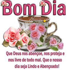 Bom dia! e uma ótima semana pra você! Black Couple Art, Good Morning Images, Tea Cups, Tableware, Maria Jose, Video, Gifs, Memes, Cute Good Morning Messages