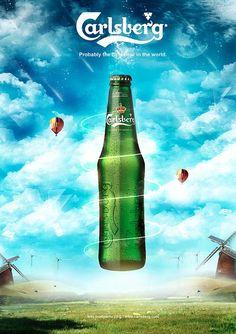 Beer - Carlsberg - Advertising