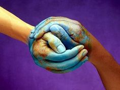 """World Peace begins with loving your neighbor.  """"For only LOVE will conquer hate."""" - Marvin Gaye"""