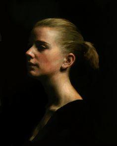 Adrian Gottlieb: Portrait of My by deflam, via Flickr