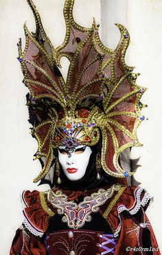Carnival of Venice 2014.    For more great pins go to @KaseyBelleFox