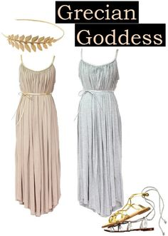 Grecian style dresses. Lovely!    <3