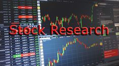 Here are some great research tools and helpful hints so you can make good stock market trades every time. Stock Research, Stock Market Investing, Best Stocks, Helpful Hints, Marketing, Tools, Education, How To Make, Useful Tips