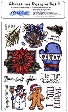 Joulutuotteita | FinnStamper