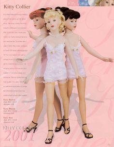 Kitty Collier 2001 - Basic Dolls, Robert Tonner