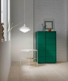 Zielono mi!  #green #commode #alf #furniture #from #italy