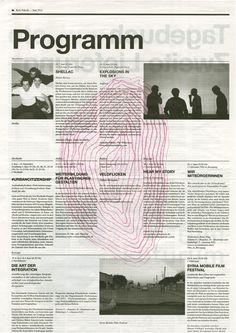 Fabrikzeitung - Moreno Tuttobene