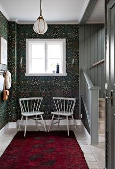 DIY home decor, read this latest, clever take in home guidance, look up this pin. DIY home decor, read this late. Scandinavian Wallpaper, Scandinavian Interior, Warm Home Decor, Diy Home Decor, Morris Tapet, Interior And Exterior, Interior Design, Cozy Nook, Love Home