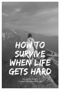 Do you know how to survive when life gets hard? Our actions may be no different from what animals would do. One particular animal may be our closest match. When Life Gets Hard, Life Is Hard, Self Development, Personal Development, Welcome To The Group, Blog Online, Motivational Quotes For Success, Reduce Stress, Inspiring Quotes About Life