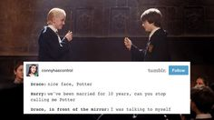 Drarry should have 100% happened.