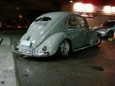Vintage split-window  VW Bug