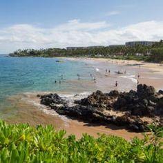 Wailea Beach, Maui, HI